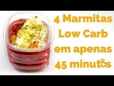 Marmita Low Carb em 45 Minutos | Nutrição, saúde e qualidade de vida