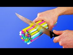 30 DIY IDEAS YOU CAN MAKE IN 5 MINUTES - YouTube