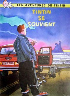 Nul personnage de bande dessinée n'aura autant inspiré les artistes et été autant pastich... Bd Lucky Luke, Album Tintin, Comics Illustration, Easy Rider, Star Wars, Book Cover Art, Cartoon Art, Vintage Posters, Adventure