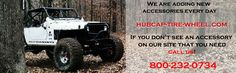 If you don't see an accessory or a tonneau cover that you need on our site, call us!