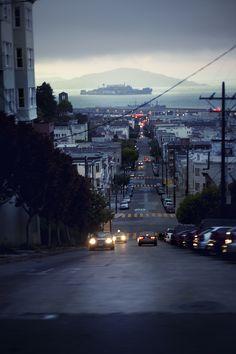 captainscabinblog — r2–d2:   San Francisco - On Top!by (Luca Pisanu)