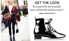 Get the look of fashion muses II #fashion #moda #ootd #tips #womanstyle