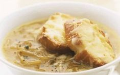 Onion soup (in greek) My Favorite Food, Favorite Recipes, Greek Cooking, Onion Soup, Greek Recipes, Mashed Potatoes, Macaroni And Cheese, Pork, Cooking Recipes