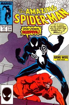 The Amazing Spider-Man #287 - April 1987