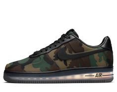 Nike Air Force 1 Camo Edition