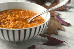 Zupa dyniowo-soczewicowa – najlepsza