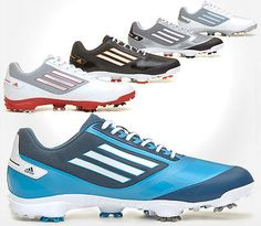 New mens adidas  adizero one waterproof golf spikes  shoes  trainers size 6- cf59bc35d