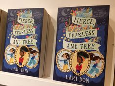 FIERCE, FEARLESS AND FREE – Girls in myths and legends from around the world by Lari Don – BOOK NERD CAFE Amazing Websites, Traditional Tales, Fierce Women, Handsome Prince, Brave Girl, Save Her, Book Nerd, Children's Books, How To Find Out