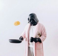 After finishing his personal 365 project, Paweł Kadysz almost immediately decided to start another one: The Daily Life of Darth Vader. The series portrays the Sith Lord as just a normal guy with ev… Funny Photos Of People, Non Plus Ultra, Star Wars Day, Star Trek, Sith Lord, Star Wars Humor, Starwars, Legos, Geek Stuff