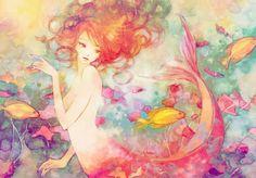 真夏の泡の夢