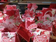 valentine card in a box -  Heather L. Zehner US KY
