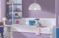 Acogedora habitación para los más pequeños de la casa. #cama #dormitorio #casa #dormitorio #habitación #sleep #bedroom #bed #decoración #hogar #diseño #tendencia