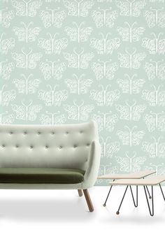 Mini Moderns glam it up with this butterfly kaleidoscope – the first design to launch from the forthcoming 2012 collection, entitled 'The Buddha of Suburbia'.52cm x 10m ROLLPRINTED IN THE UK ...