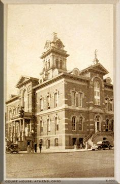 ATHENS COUNTY, Ohio - Ohio Genealogy Express