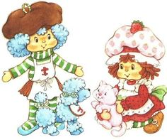 strawberry shortcake images clipart | Strawberry Shortcake Clip Art - Crepe Suzette @ Toy-Addict.com ...