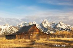 Photographers Art Gallery Old Barn Photographs by Ken Levy