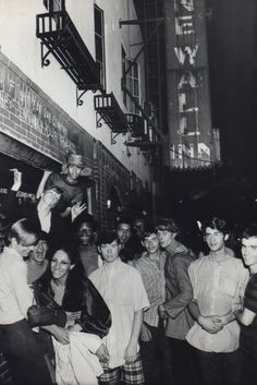 Stonewall Riots – Researching Greenwich Village History Greenwich Village, Stonewall Inn, Stonewall Riots, Techno, New York City Museums, Stonewall Uprising, Gay Rights Movement, Ville New York, Lgbt History