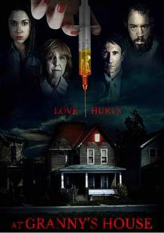 Poster of At Granny's House 2015 Full Movie BRRip 480p English Esubs