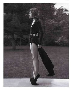12 Heel-less Editorials - The Nina Ricci F/W 2009 Ankle Boots Make the Editorial Rounds (CLUSTER)