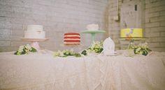 Handmade Industrial Wedding
