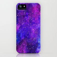 Nebula iPhone & iPod Case by Erin Jordan - $35.00