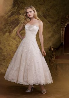 James Clifford Collection J11591 Wedding Dress - The Knot