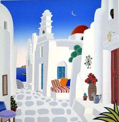 Thomas McKnight. Aegean Chapel