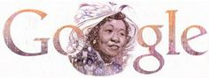 Name of doodle: Dorothy Irene Height's Birthday (born года со дня рождения Дороти Ирен Хайт] /This doodle was shown: /Countries, in which doodle was shown: United States
