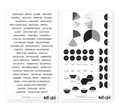 INTRODUCING | COURAGE COLLECTION from Nitt + Grit — amyheller | DESIGN