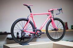 Festka Zero lugged carbon road bike