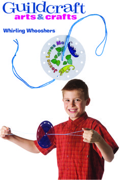 Whirling Whooshers f