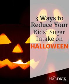 "A health fanatic friend of mine calls Halloween the ""Festival of Poison."" I couldn't give it a better name, myself. That said, some of us LOVE getting dressed up and seeing the kiddos in their cute outfits on sugar's night of nights ... So, don't worry -- there are plenty of ways you can reduce your kids' sugar intake on Halloween! If you have other ideas or suggestions for parents, please leave them here in the comments! (I may update this blog with your comments next year)."