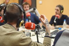 Problem Makers en Radio Nacional de España (Marzo, 2015)  #photography #patygelduck
