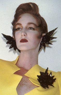 Thierry Mugler F/W 1988