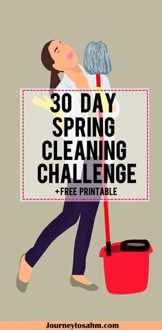 Start your spring with a clean house and learn how to clean those things you should've been cleaning all along. How to guide included for each. Spring Cleaning Checklist, Weekly Cleaning, Deep Cleaning, Cleaning Hacks, Becoming Mom, Cleaning Challenge, Chemical Free Cleaning, Diy Cleaning Products, Guide Book