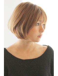 Leuna Gaienmae (Reuna) Recommended for Healthy Bob Kawaii Hairstyles, Messy Hairstyles, Pretty Hairstyles, Fascinator Hairstyles, My Hairstyle, Medium Hair Styles, Short Hair Styles, Shoulder Hair, Short Wedding Hair