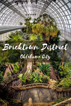 Some of Oklahoma City's best attractions can be found in Bricktown. From fun bars and great restaurants, to the city's iconic attractions. Here's a quick guide and idea's on best things to do in the Bricktown District. Vacation Places, Vacation Spots, Places To Travel, Vacations, Usa Travel Guide, Travel Usa, Bricktown Oklahoma City, Kansas City, Oklahoma City Things To Do