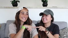 Best friend goals. CRIS & VIRGO! Check them out on YouTube♡
