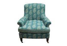 72 Best Paisley Patterns Images Armchair Wingback