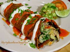 Goddess In The Raw: The Best Raw Burrito Ever