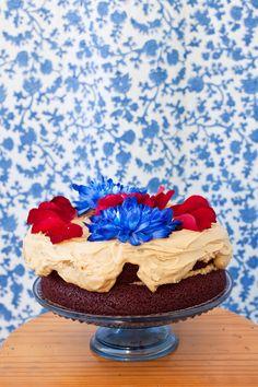 2 Secret Ingredients To Transform Any Red Velvet Food Coloring, Red Velvet, Espresso, Icing, Vanilla, Coffee, Cake, Desserts, Recipes
