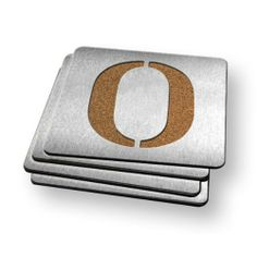 Sportula Products 7015996 Oregon Ducks  Boaster Coaster by SPORTULA PRODUCTS. $24.99. Heavy-duty stainless steel. Set of Four. Strong cork backer. Unique laser-cut design. Boasters are a set of 4 Heavy-Duty Coasters made from stainless steel and have a strong cork backer.  They are the perfect compliment to its Sportula counterpart.