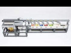 LEGO Automatic Liftarm Sorter LS-L407 - YouTube