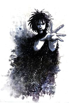 "Favorite Sandman quote so far, ""What power would hell have if those imprisoned were not able to dream of heaven."" He's such a badass!"