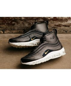 new product 5f086 f8bc8 Riccardo Tisci X Nike Air Max 97 Mid Shoe