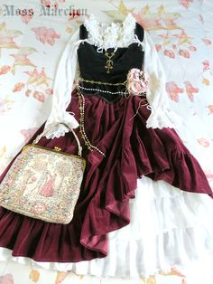 Lovely coord! I'm not a fan of the cross motif but that's a small change to make.