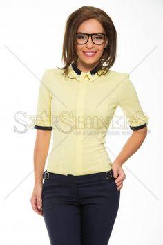 Camasa Fofy Priceless Beauty Yellow