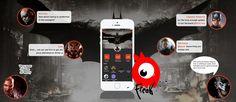Freak - Gaming and messaging app