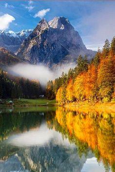 Garmisch Partenkirchen, Bavaria, Germany