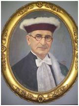 OLYMPO CARDOSO DA SILVEIRA, 1954. Óleo sobre tela, 60 x 47 cm. Autora: Antonieta Santos Feio.